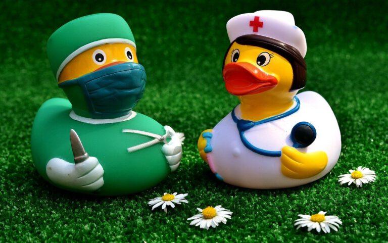 Doktor sestřička