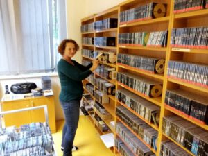 Zvuková knihovna  Zvuková knihovna  Zvuková knihovna